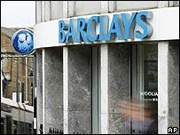 Barclays bank branch in Croydon