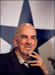 Ingmar Bergman in 2002