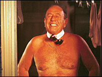 Mike Reid as Frank Butcher