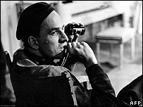 Ingmar Bergman in the 1960s