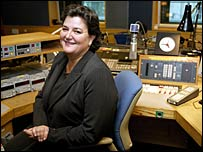 BBC Radio 2 controller Lesley Douglas
