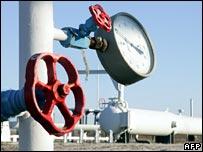 Gas pressure-gauge