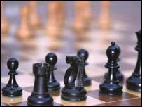 Chess pieces, BBC