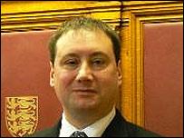 Senator Stuart Syvret
