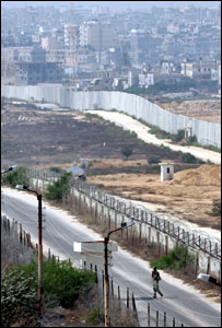 الحدود بين مصر واسرائيل