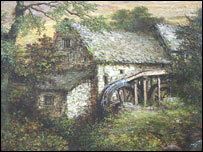 Eskdale Mill by William Stone