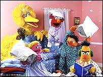 Sesame Street regulars