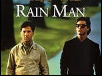 Detalle de poster de Rain Man