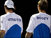 Jamie Murray and Eric Butorac