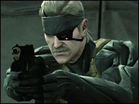 Metal Gear Solid IV screenshot