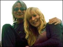 Kex Gorin and Sally Clark