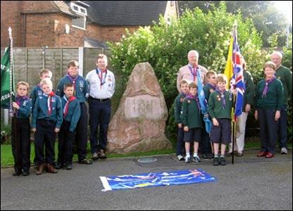 Biddulph Moor scouts, by Lester Millington