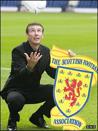 Scottish FA chief executive Gordon Smith