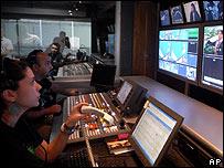 Estudios de RCTV - 16.07.07