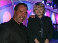 Oliver Dillon and David Seaman