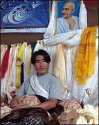 Sikkim hunger strike