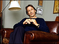 Chris Langham in a publicity photo for Help