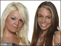 Shanessa and  Kara-Louise