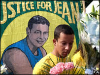 Justice for Jean poster