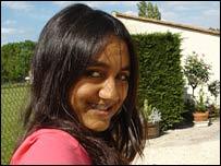 Manya, class 10 student in Delhi