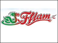 Fflam logo