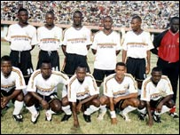 Uganda national team