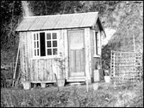 Clarence Hamilton Creasey's hut