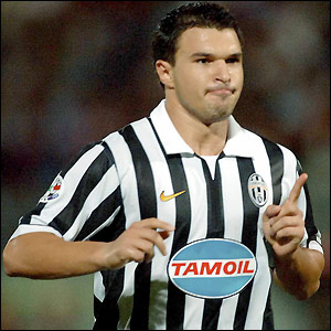Bojinov spent time at Juventus last season