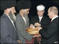 Старейшины и Путин