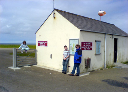 Westray airport