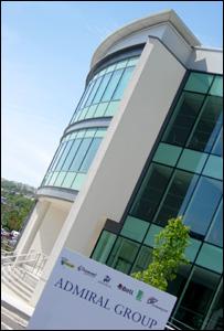 Admiral Insurance office, Swansea