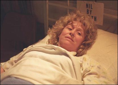 Barbara Windsor in a 1996 episode of EastEnders