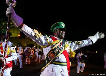Trinidad and Tobago Defence Force Steel Orchestra