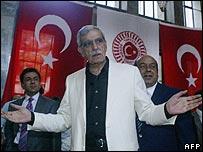 Ahmet Turk, DTP leader