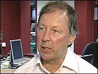 Dai Davies, NFU Cymru president