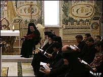 Archbishop Chrysostomos the Second