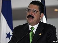 José Manuel Zelaya Rosales