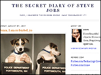 Secret Diary of Steve Jobs