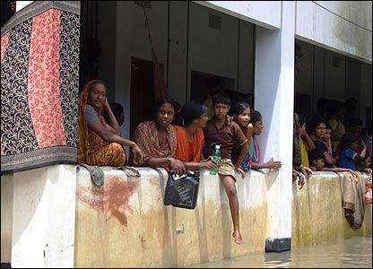 School in Sirajganj