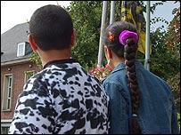 Niños armenios