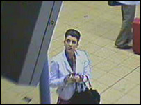 CCTV images of Natasha Coombs