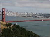 Panorámica de San Francisco.