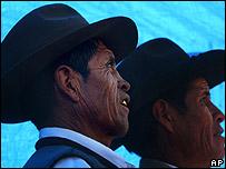 Seguidores de Morales