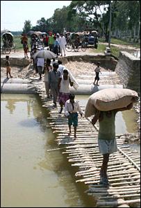 Nepal floods (Pic: Mark Dummett)
