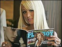 Playmate of the Year, 2007 Sara Jean Underwood
