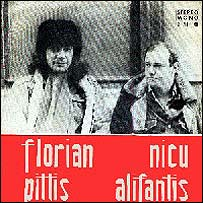 Florian Pittis folk LP album