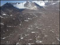 Dry valleys, Antarctica  Image: David Marchant