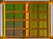 Freescale MRAM chip