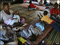 Sudanese refugees in Israel. File photo