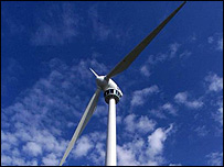 Generic picture of a wind turbine